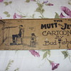 MUTT AND JEFF CARTOONS