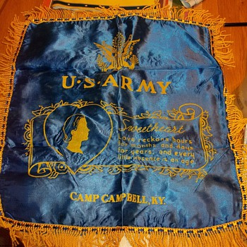 CAMP/FT. CAMPBELL MEMORABILIA