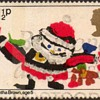 "1981 - Britain ""Christmas"" Postage Stamps"