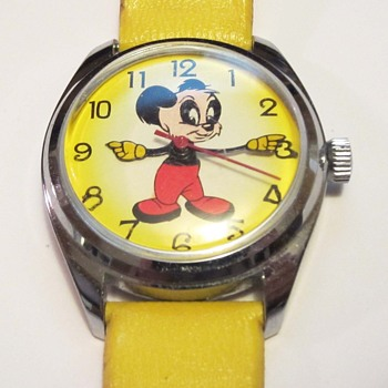 UnAuthorized Andy Panda Wrist Watch