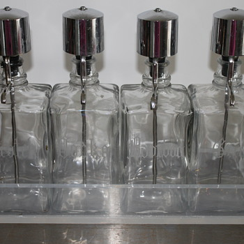 MCM Liquor Dispenser - Kitchen