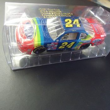 # 24 TOY CAR-JEFF CORDON
