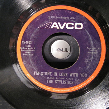 The Stylistics-- from the 70s - Records