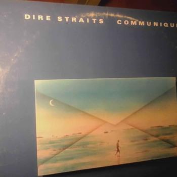 """Dire Straits """" Communique """""""