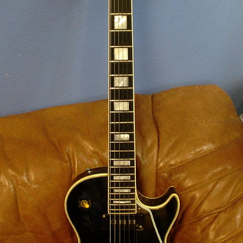 Gibson Les Paul Custom, 1957 - Guitars