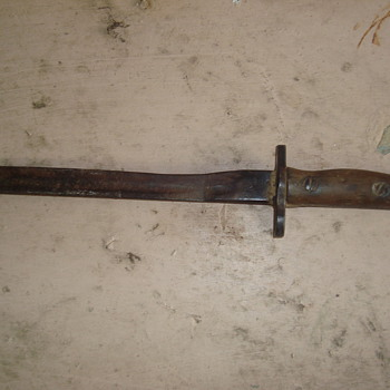 wilkinson bayonet  1907 - Military and Wartime