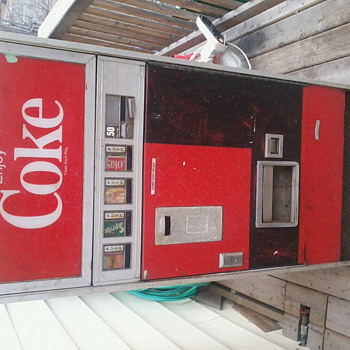 dont have a clue what year or value - Coca-Cola