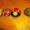 Vintage tin toys