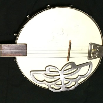 UNKNOWN -- BANJO ?? - Musical Instruments