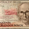 Brazil - (50) New Cruzados Bank Note