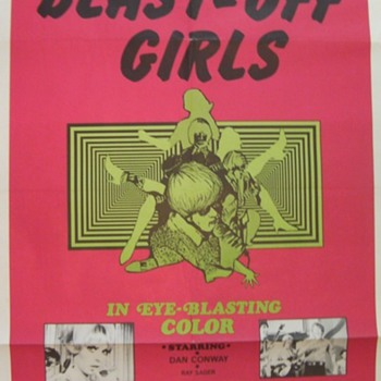 Blast-Off Girls poster