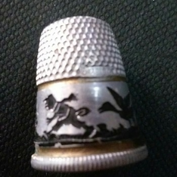 Thimble Unknown Maker - Sewing
