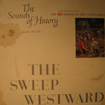 The Sounds Of History - Records