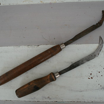 Unknown cutting tools