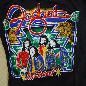 Foghat/Pat Travers T-shirt - Music