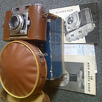 agfa karat iv