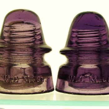 Purple WGMCO 162s