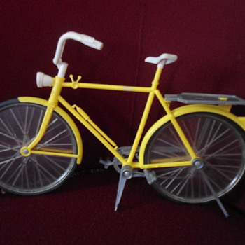 Vintage Barbie Bike