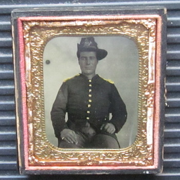 Valentine LaPoint 81st New York Regiment