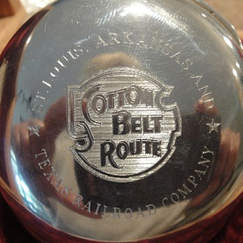 Cotton Belt Fordyce pocket watch