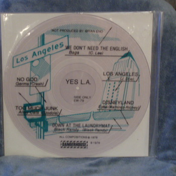 1979 YES L.A. Dangerhouse