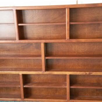 Curio/Bookcase