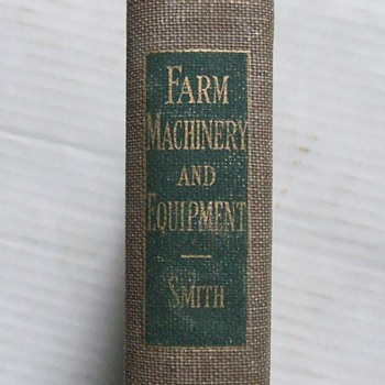 Farm Machinery and Equipment-1948