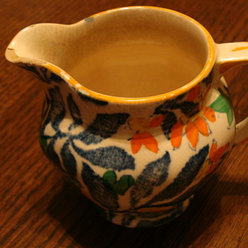 Small jug - China and Dinnerware