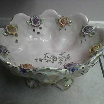 AZZOLIN BROTHERS BOWL - Art Pottery