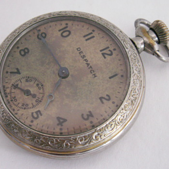 Ansonia Despatch - Pocket Watches