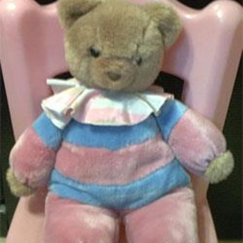Vintage Plush Teddy Bear by Applause