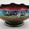 Poschinger Enameled Bowls, Jugendstil Era