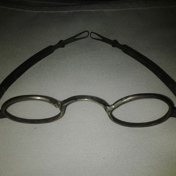 1830's H. Adams Eyeglasses
