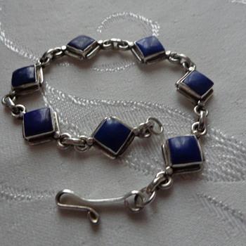 Lapis Lazuli Bracelet? - Costume Jewelry