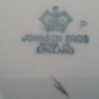 Johnson Brothers England