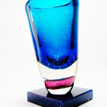 GALLIANO FERRO - Art Glass