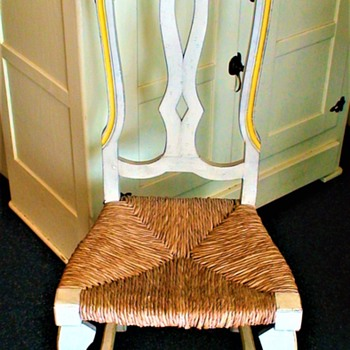 Handcrafted Custom Chair  - Furniture