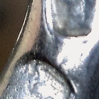 Two different Silver Marks Heads looking left; Who can help me to detect them?