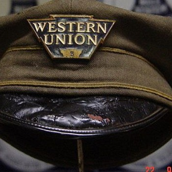 Western Union Hat - Hats