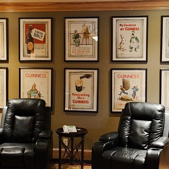 More Original Guinness Poster Art - Posters and Prints