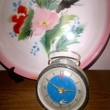 Sputnik Alarm Clock (Made in China)