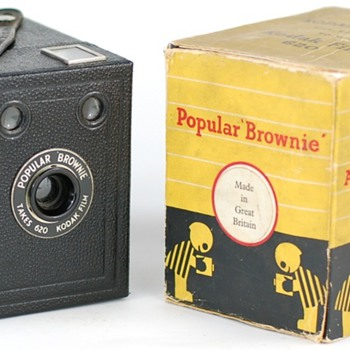 Popular Brownie with a very nice package. - Cameras