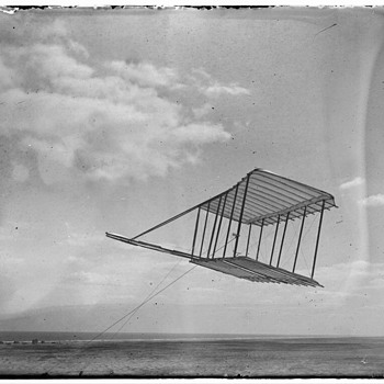 Early Wright Brothers Photos - Photographs