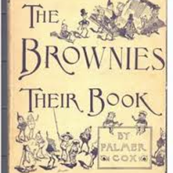 The Brownies By Palmer Cox - Books