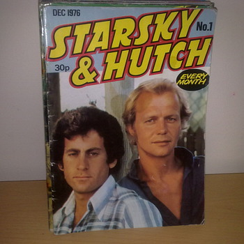 Starsky and Hutch Magazines from 1976-78 - Movies