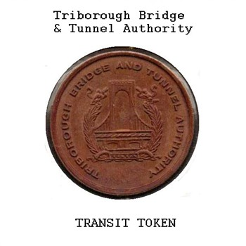 New York City - Transit Token
