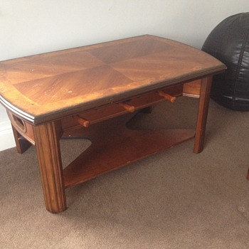 Antique football table