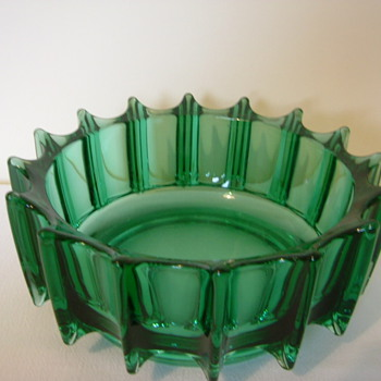 Sklo Union Bowls by Rudolf Jurnikl