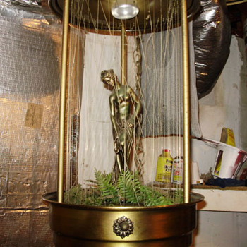 Naked lady lamp - Lamps