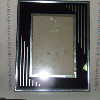 Art Deco Picture Frame